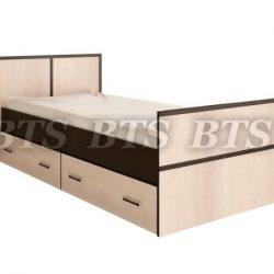Спальня Сакура Кровать 900х2000