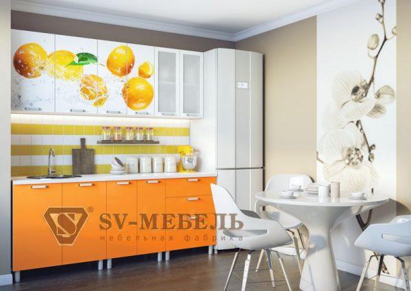 КГ Апельсины 2,0м