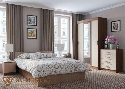 Кровать ЭДЕМ-5 1400х2000