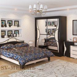 Кровать №2 универсальная ЛАГУНА-5 1600х2000