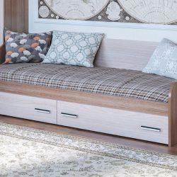 Кровать детская ГОРОД (СВ) 900х2000