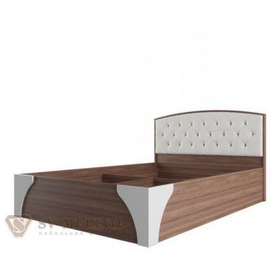 Кровать 1,6х2,0 (стразы) ЛАГУНА-7