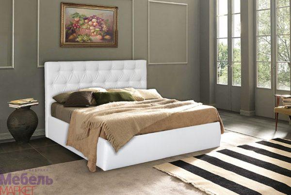 """Кровать """"Монако 1"""" 1,6х2,0 с подъемным механизмом"""