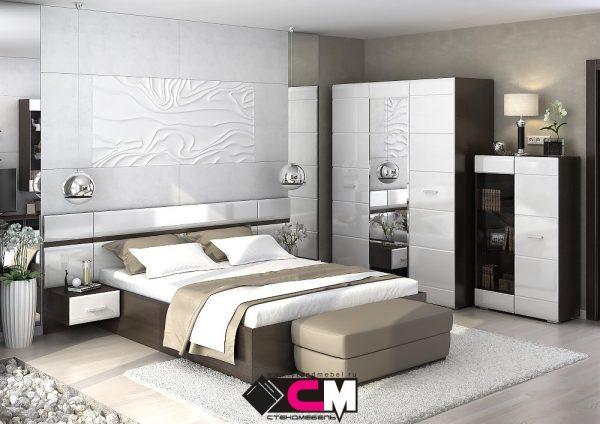 Модульная спальня Вегас (Ст)