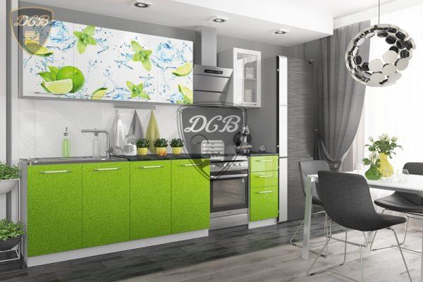 Кухня Лайм 2,0м