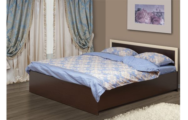 Кровать Фриз 21.53 с откидным механизмом 1.6х2.0м (ОЛ)