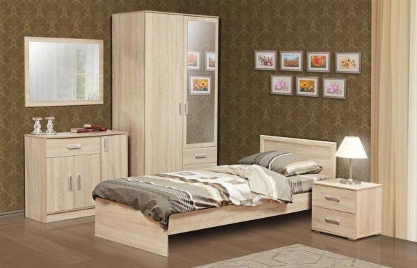 """Модульная спальня """"Фриз""""  (Ол)"""
