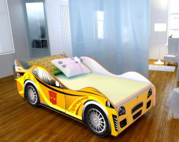 """Кровать """"Машинка"""""""