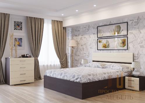 Модульная Система №1 Кровать 1,4 СВ