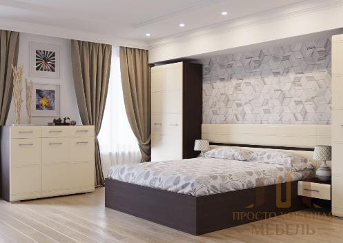 Модульная Система №1 Кровать 1,8 СВ