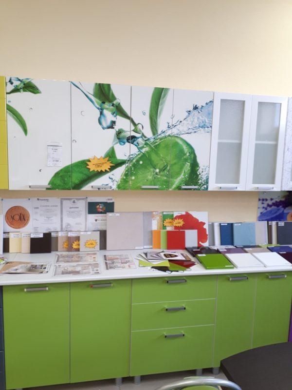 Кухня Лайм 2,0 м