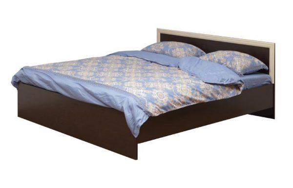 Кровать Фриз 21.52-01 с настилом 1,4 х 2,0м (ОЛ)