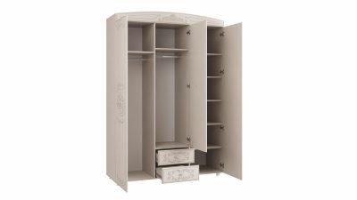 "Шкаф 3-х дверный с зеркалом ""Каролина"" (Ол)"