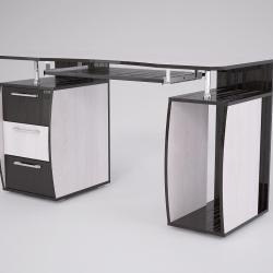 Компьютерный стол Лотта 7  (Леко)