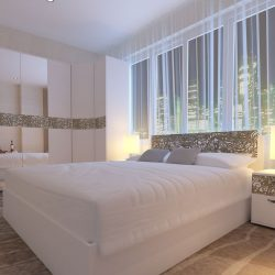 Модульная система Спальня Селена (Леко)