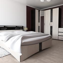 Модульная система Спальня Вега (Леко)