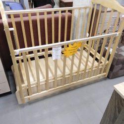 """Кровать детская """"Берёзка"""" с ящиком"""