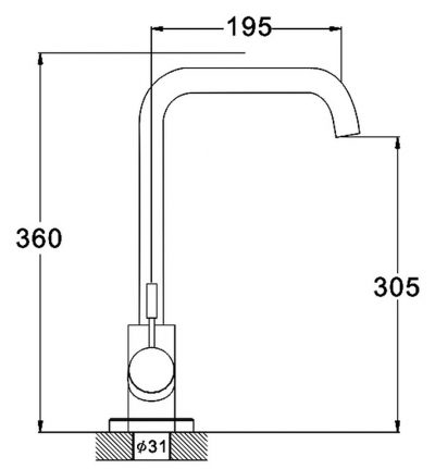 КГ Джаз 1,2 м