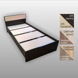 Кровать КВ-120 (Сед)