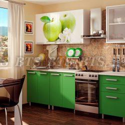 Кухня Яблоко 1,8 м (БТС)
