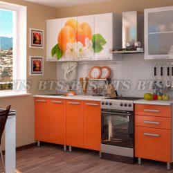 Кухня Персик 1,8 м (БТС)