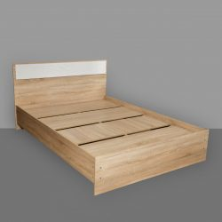 """Спальня """"Даша"""" Кровать 1400 (Сед)"""