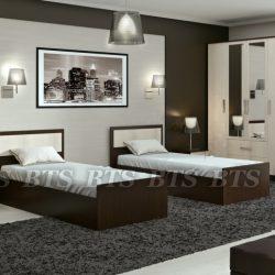 Спальни (Модульные решения)