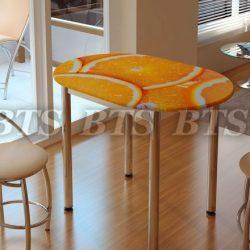 Стол обеденный с Фотопечатью ЦИТРУС (БТС)