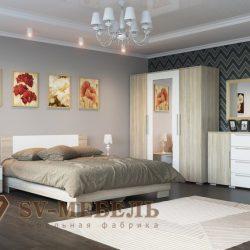 Кровать ЛАГУНА-2 1600х2000 (СВ)