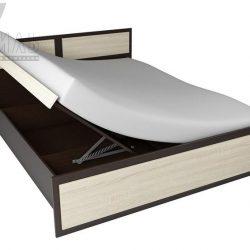 Кровать с подъёмным механизмом ВЕНЕЦИЯ-1 1600х2000 (Стиль)