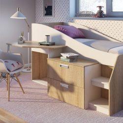 Детская кровать Скаут (БТС)