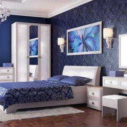 "Модульная спальня ""Мона""  (Ол)"