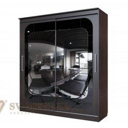 Шкаф-купе №19 (1,5м) Инфинити (СВ)
