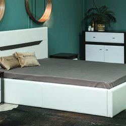 """Кровать с подъёмным механизмом """"Иоланта"""" 1400 (Ол)"""