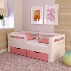 Кровать Детская 1,6 с  ящиками (ПМ)