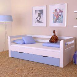 Кровать Подростковая 1,8 с ящиками (ПМ)