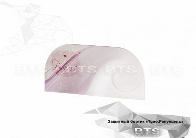 """Модульная система для детской """"ТРИО. BABY GIRLS"""" (БТС)"""