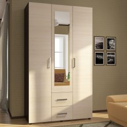 ЭВА Шкаф 3х створчатый ШК-019 (Стиль)