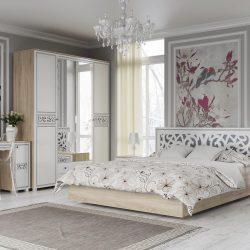 Мебель для спальни «Мадлен» (Стиль)
