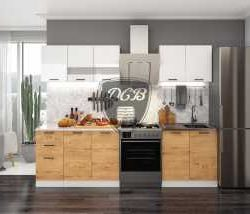 Кухня Дуся 2,0м (ДСВ)