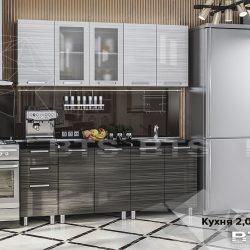 Кухня Титан  2,0м (БТС)