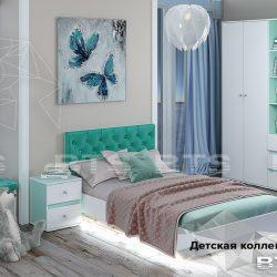 Кровати 1,5-спальные