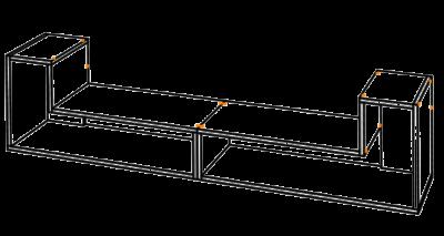 Полка Смарт - 2 (БТС)